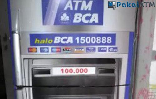 Cara Bayar BAF via ATM BCA