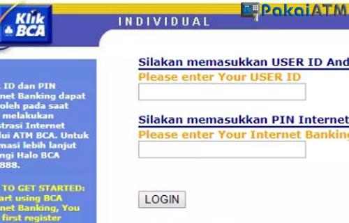 Cara Bayar Home Credit Via Internet Banking