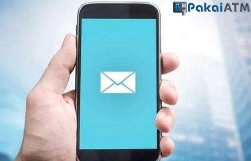 Cara Bayar Indihome lewat SMS Banking BRI