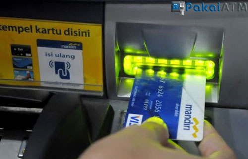 Cara Bayar Virtual Account via ATM Mandiri