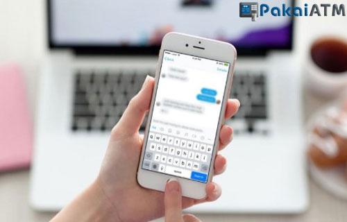 Cara Beli Pulsa Via SMS