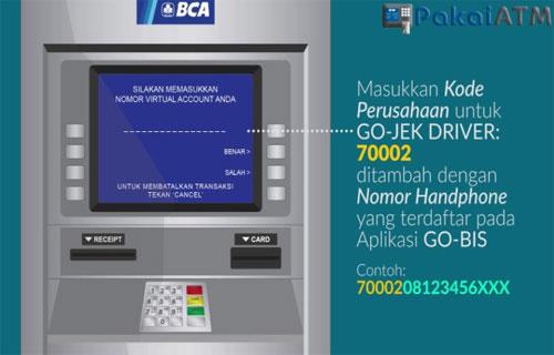 Cara-Isi-Saldo-Gopay-Via-ATM-BCA-dengan-Mudah
