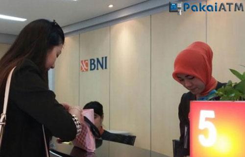 Cara Membuat ATM BNI
