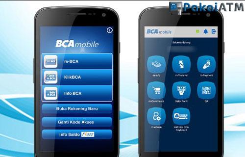 Cara Setor Tunai di BCA Mobile