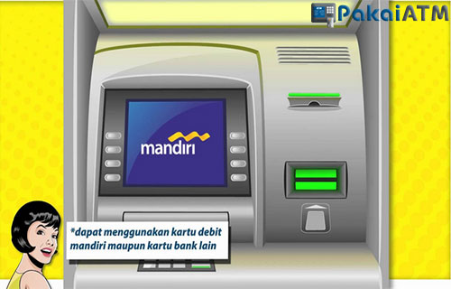 Cara Top up E-Toll via ATM Bersama