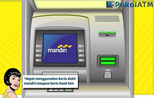 Cara Top up E-Toll via ATM Bersama