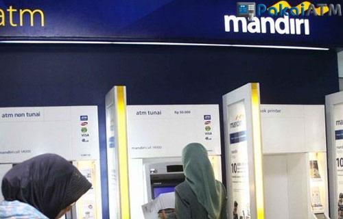 Cara Transfer di ATM Mandiri Mudah Dan Terbaru