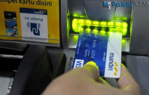 Langkah-langkah pembayaran shoope via ATM Mandiri Ke Rekening Mandiri Shopee