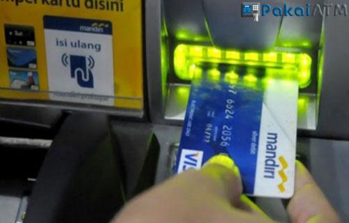 Cara Bayar Home Credit via ATM Mandiri (2)