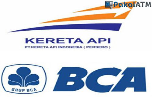 Cara Bayar Tiket Kereta via ATM BCA 2019