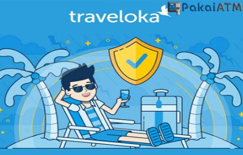 Cara Bayar Traveloka Via ATM BRI 2019