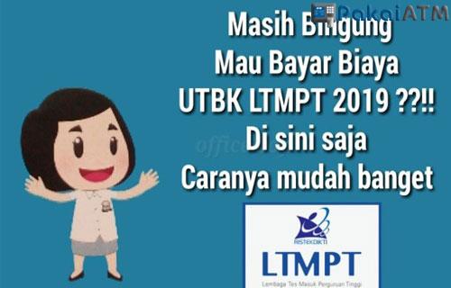 Cara Bayar UTBK via ATM Bersama Terbaru