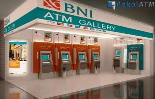 Cara Isi Pulsa via ATM BNI yang Praktis