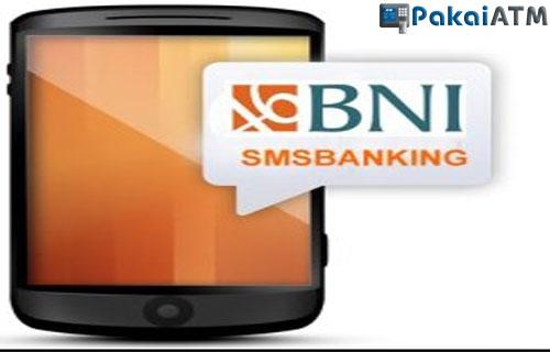 Cara Isi Pulsa via SMS Banking BNI