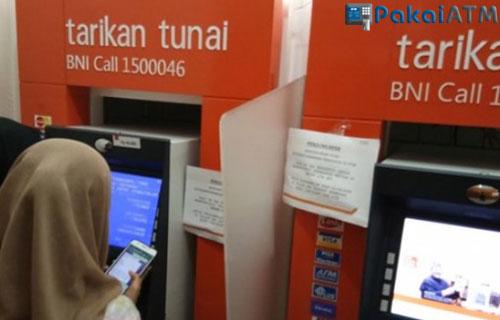 Cara Pembayaran Tiket Kereta via ATM BNI Terbaru