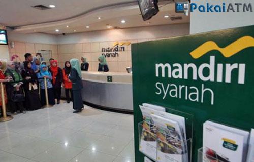 Kode Bank Mandiri Syariah untuk Transfer ATM