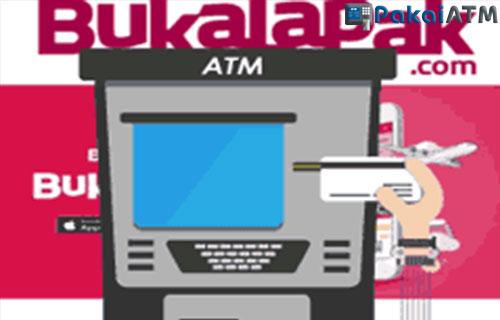 Langkah-Langkah Cara Bayar Bukalapak Via ATM BRI