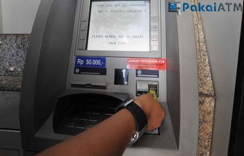 Langkah-langkah Cara Isi DANA Via ATM BCA