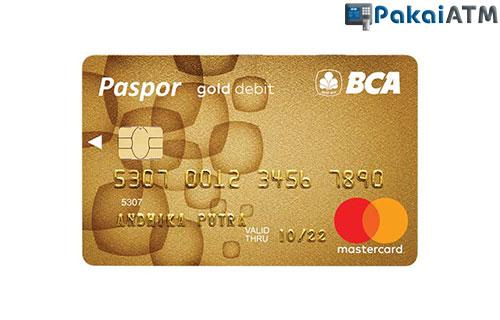2. Kartu ATM BCA Gold