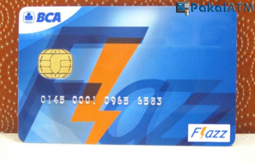 Cara Isi E toll Via ATM BCA Terbaru