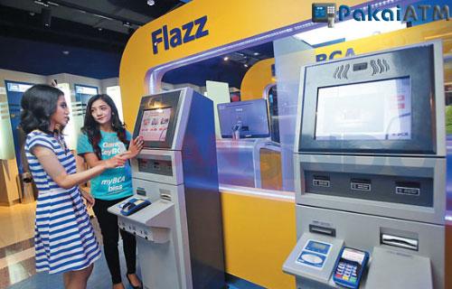 Langkah Langkah Cara Isi E toll Via ATM BCA