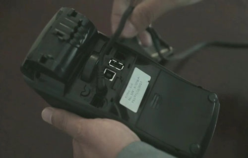 1. Nonaktifkan SIM Card yang Ada di Dalam Mesin