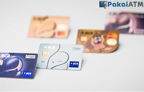 Cara Aktivasi PIN Kartu Kredit BCA Lewat ATM dan Online