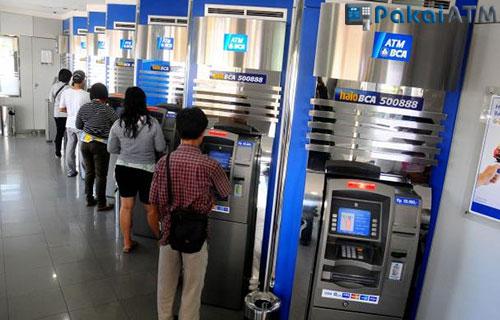 Cara Aktivasi PIN Kartu Kredit BCA Lewat ATM