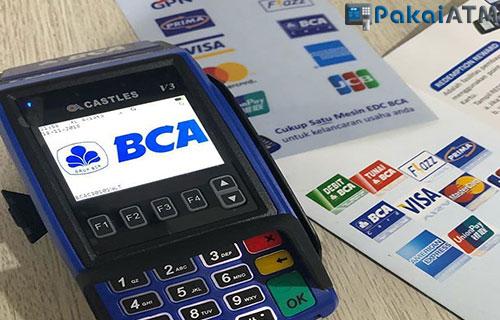 Cara Mudah Mematikan Mesin EDC BCA