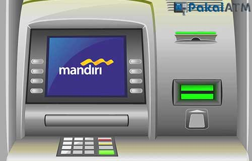 Melalui ATM