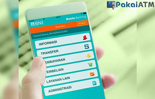Top Up OVO via BNI Mobile