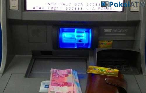 Limit Transfer Atm Bca 2020 Sesama Bank Lain Pakaiatm
