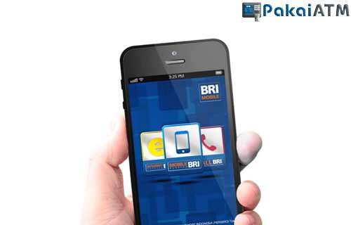 Melalui BRI Mobile