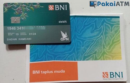 Persyaratan Bikin ATM BNI Taplus Muda
