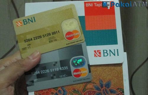 Saldo Minimal BNI Dari Jenis Kartu ATM BNI