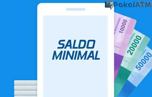 Saldo Minimal BRI Semua Jenis Kartu ATM