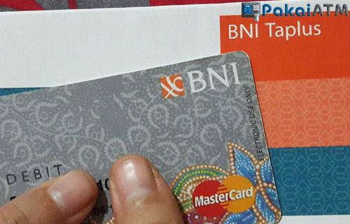 Saldo Minimal Bank BNI
