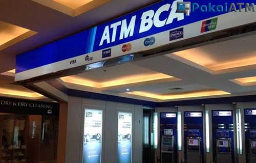 Saldo Minimal Dari Semua Jenis Kartu ATM BCA