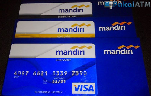 Syarat Buat ATM Mandiri