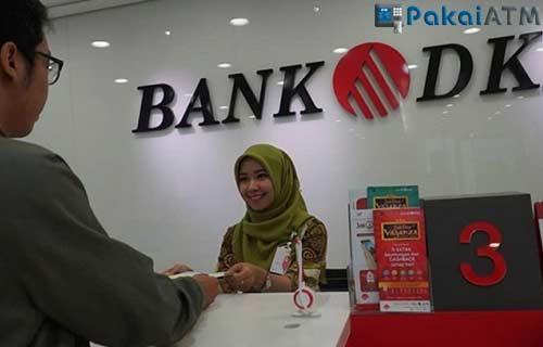 Cara Buka atau Membuat Rekening Bank DKI