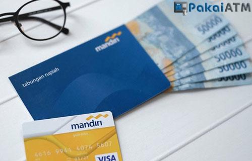 Saldo Minimal Mandiri Semua Jenis Kartu ATM