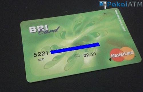 1. Kartu ATM Classic