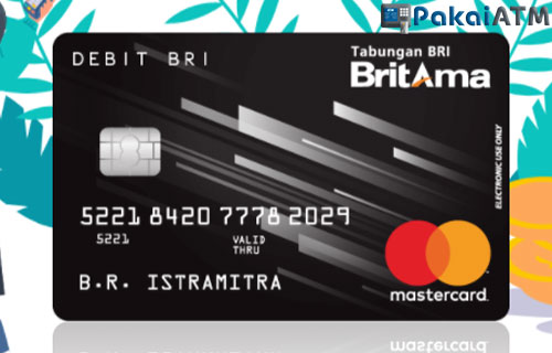 3. Kartu ATM Premium