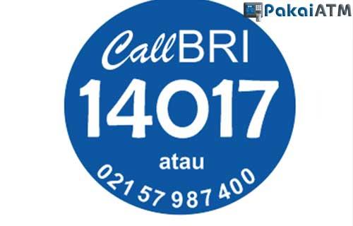 Call Center Bank BRI Pusat 2