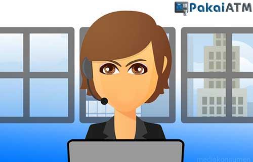 Call Center Bank BRI Pusat 3