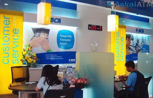 Cara Mengaktifkan ATM BCA yang Sudah Mati