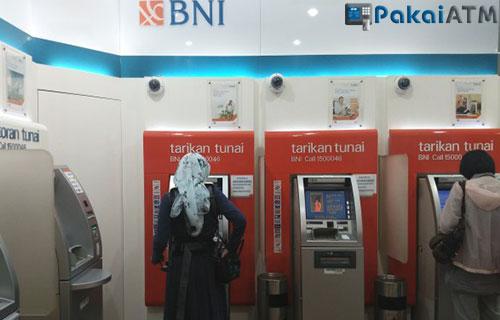 Cara Mengambil Uang di ATM BNI Terbaru