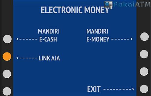 Cara Mengambil Uang di ATM Mandiri Tanpa Kartu
