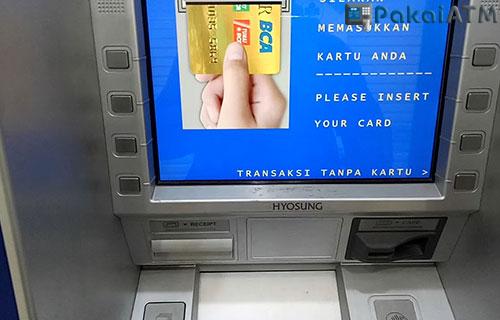 Cara Mentransfer Uang Lewat ATM BCA Termudah