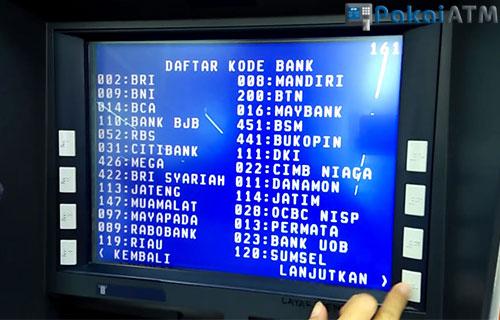 Cara Transfer Uang Lewat ATM Mandiri ke BRI Mandiri Online dan SMS Banking
